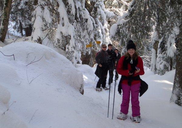 Outdoor Interlaken AG Snowshoe Advanced