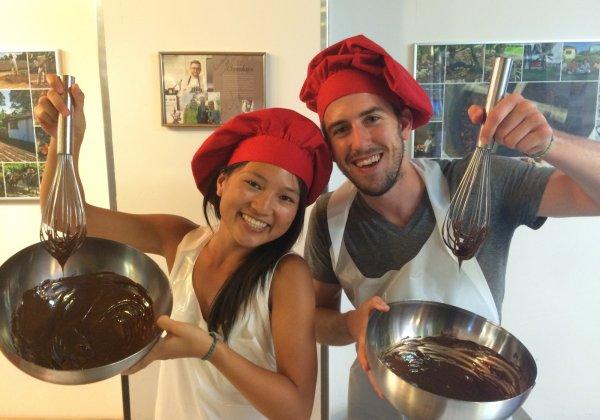 Funky Chocolate Club GmbH Chocolate Making Workshop