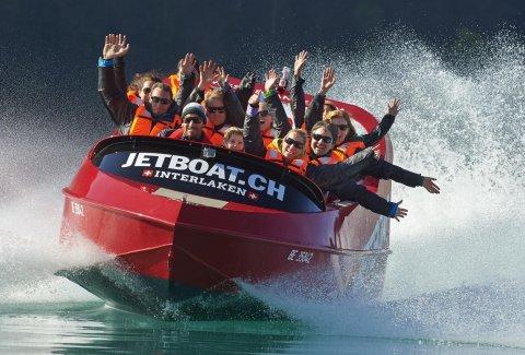 Jet Boat Interlaken Jet Boat Ride