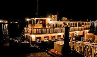 Paddlewheeler Riverboat Tours Christmas Dinner Fraser River Cruises