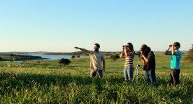 Emotion - life on adventure 4x4 Tour - Birdwatching na herdade
