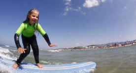 Childrens Surfing 2016