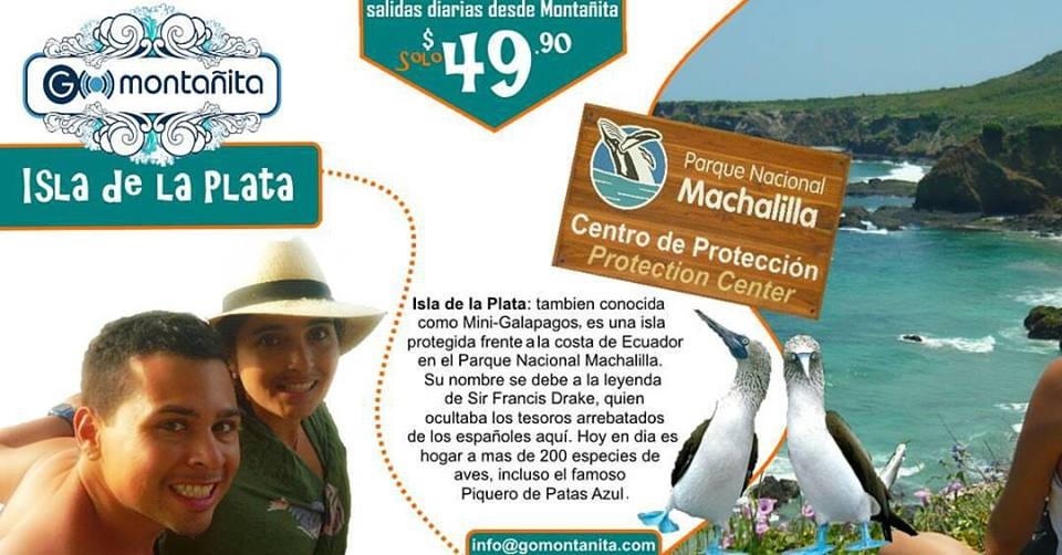 #1 in surf, party and tourism on the coast of Ecuador.